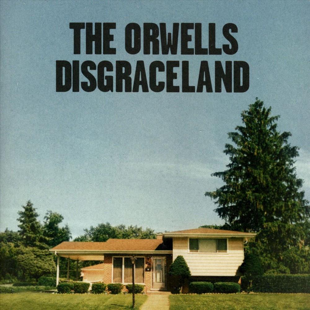 Orwells - Disgraceland (CD)