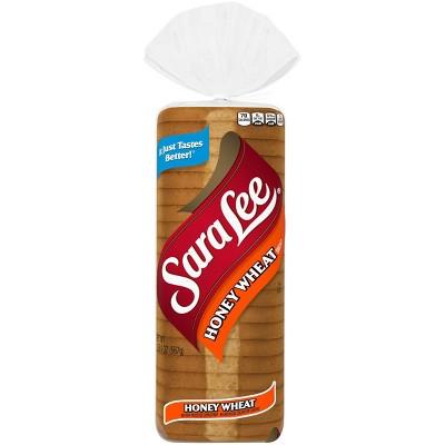 Sara Lee Honey Wheat Bread - 20oz