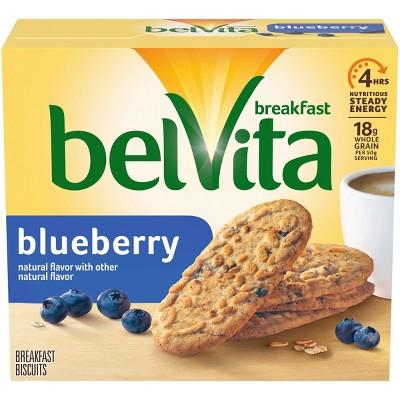 belVita Blueberry Breakfast Biscuits - 5 Packs