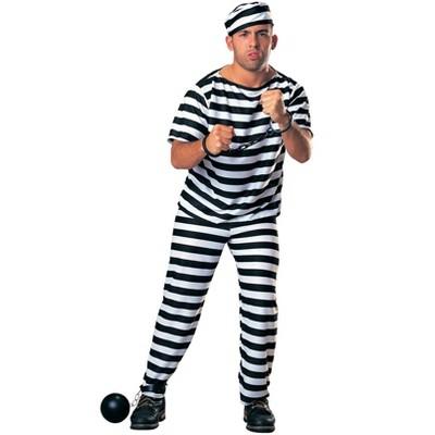 Rubies Prisoner - Adult Costume