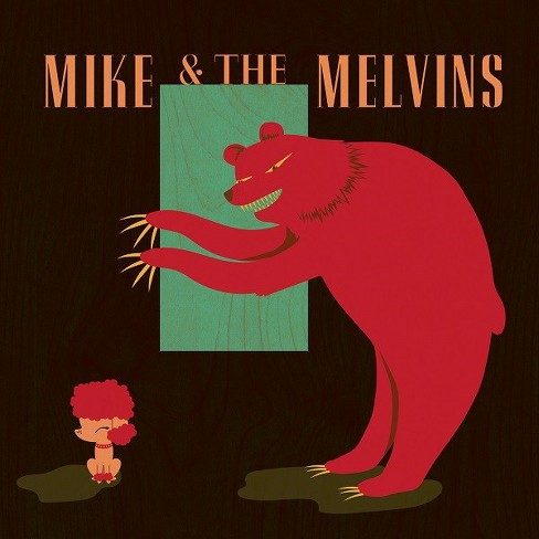 Mike and the melvins - Three men and a baby (Vinyl) - image 1 of 1