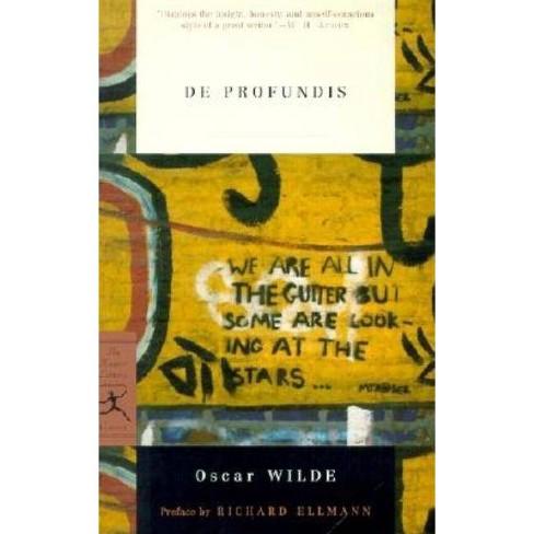 De Profundis - (Modern Library Classics) by  Oscar Wilde (Paperback) - image 1 of 1