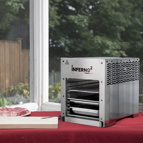 Vivere Inferno2 Double Propane Infrared Grill - image 1 of 1
