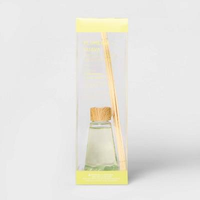 2.7 fl oz Oil Diffuser with Aventurine & Quartz - Plumeria & Guava - Project 62™
