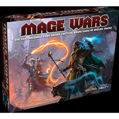 Mage Wars Board Game
