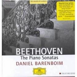 Beethoven - Piano Sonatas (CD)