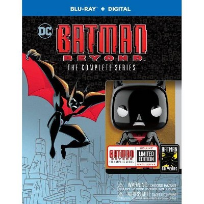 Batman Beyond: The Complete Series Limited Edition (Blu-ray + Digital)