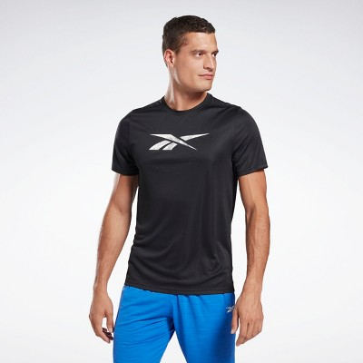 Reebok Workout Ready Graphic T-Shirt Mens Athletic T-Shirts