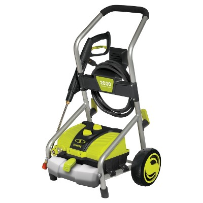 Sun Joe 2030 PSI 1.76 GPM 14.5 AMP, Electric Pressure Washer - Green