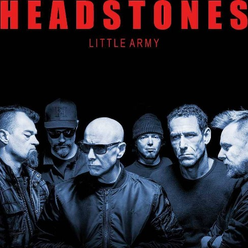 Headstones - Little Army (CD) - image 1 of 1