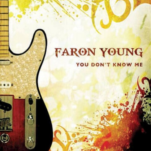 Faron young - You don't know me (CD) - image 1 of 1