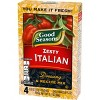 Good Seasons Zesty Italian Dressing & Recipe Mix 4ct - image 3 of 4