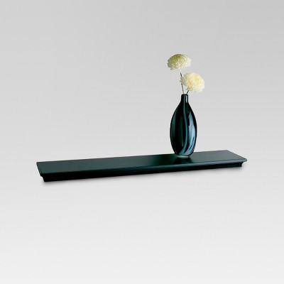 36  Wall Shelf Black - Threshold™
