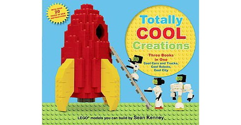 Totally Cool Creations (Paperback) - image 1 of 1
