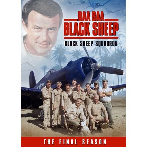 Baa Baa Black Sheep Black Sheep Squad (DVD)   Target f858560c6
