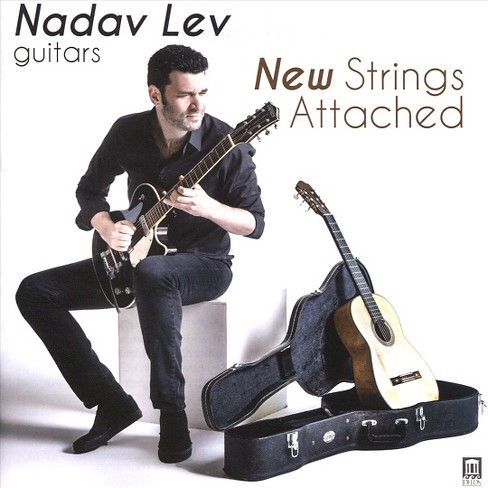 Nadav lev - New strings attached (CD) - image 1 of 1