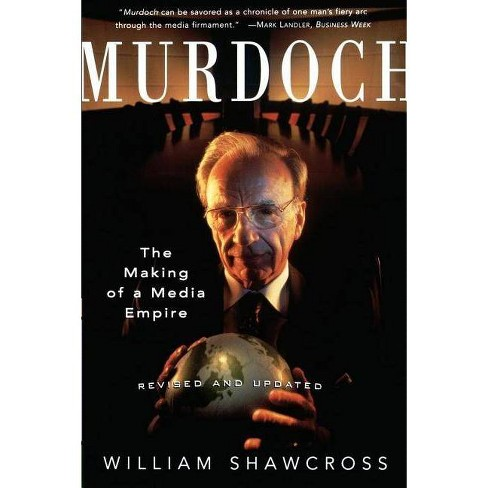 Murdoch - (Touchstone Book) by  William Shawcross (Paperback) - image 1 of 1