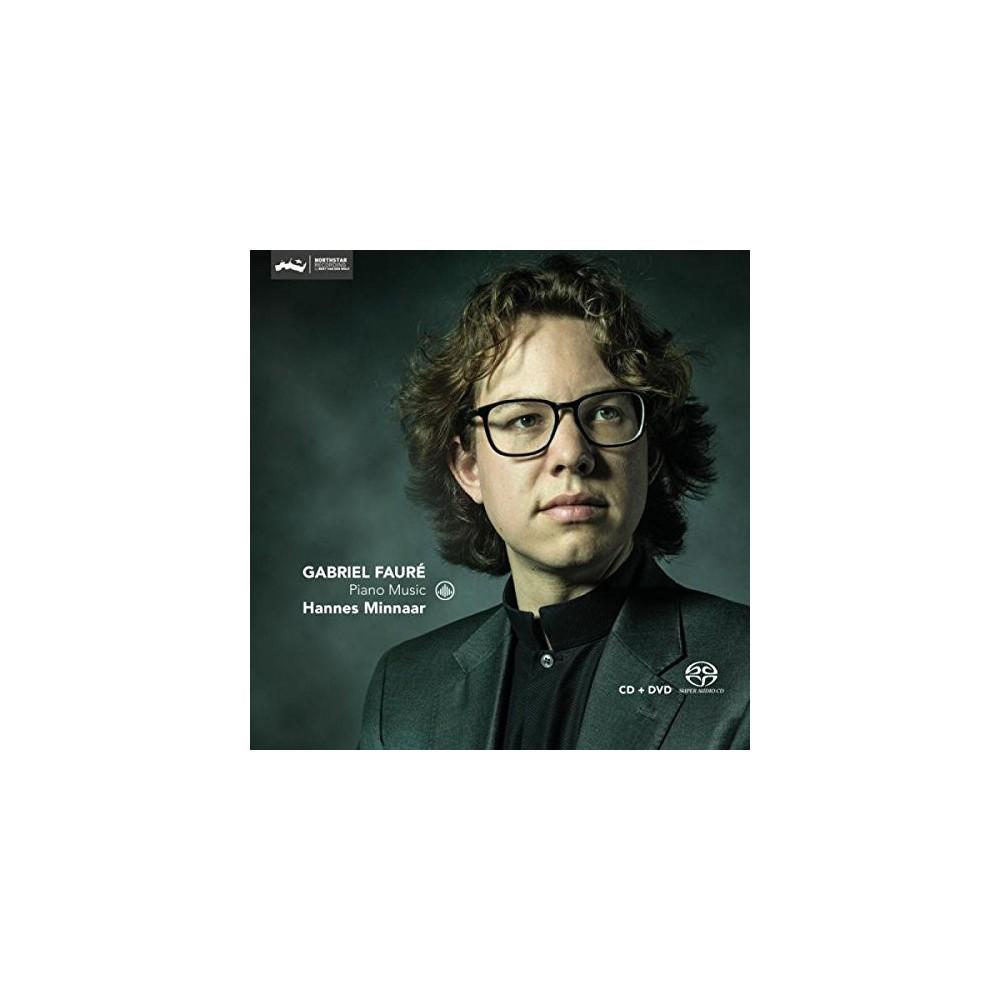 Hannes Minnaar - Faure:Piano Music (CD)