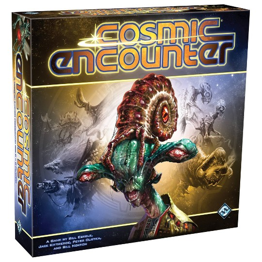 Fantasy Flight Games Cosmic Encounter Board Game image number null