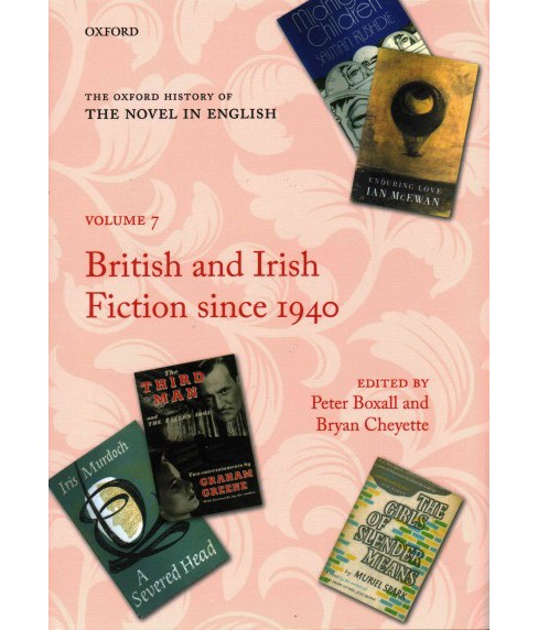 British and Irish Fiction Since 1940 (Hardcover) - image 1 of 1