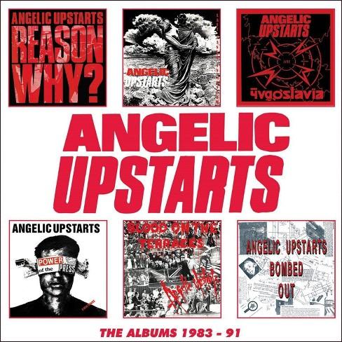 Angelic Upstarts - Albums: 1983-1991 (CD) - image 1 of 1