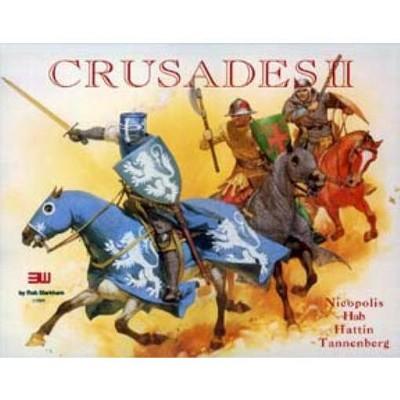 Crusades II Board Game