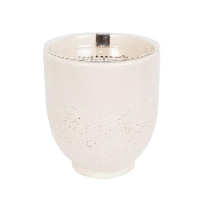 Ceramic Candle Coconut Saffron 10oz - Nature's Wick®
