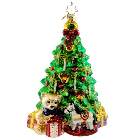 Christopher Radko Gifted Splendor Ornament Christmas Tree Ltd Ed - image 1 of 2