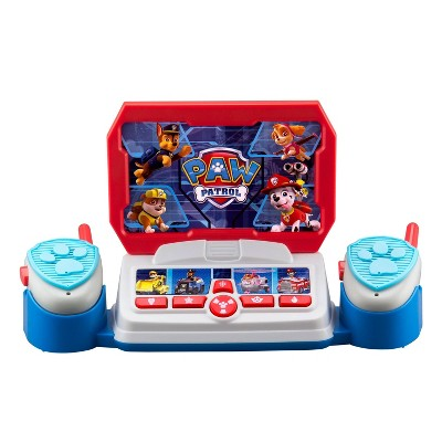 PAW Patrol Command Center with Walkie Talkies