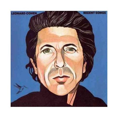 Leonard Cohen - Recent Songs (Vinyl) - image 1 of 1