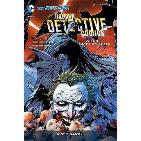 Batman: Detective Comics Vol. 1: Faces of Death (the New 52) - by  Tony S Daniel (Paperback) - image 1 of 1