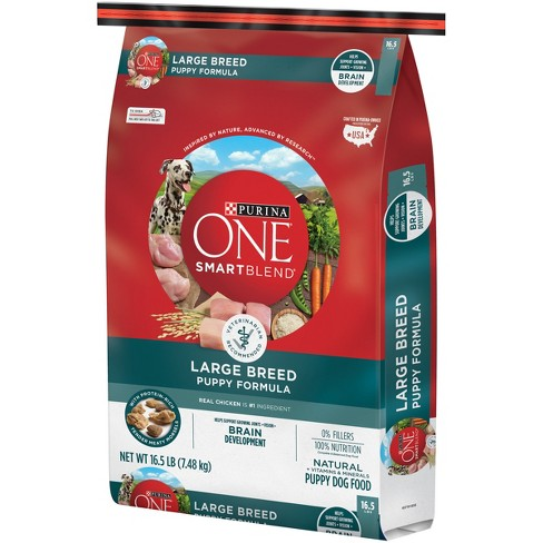 Purina One Smartblend Large Breed Puppy Target