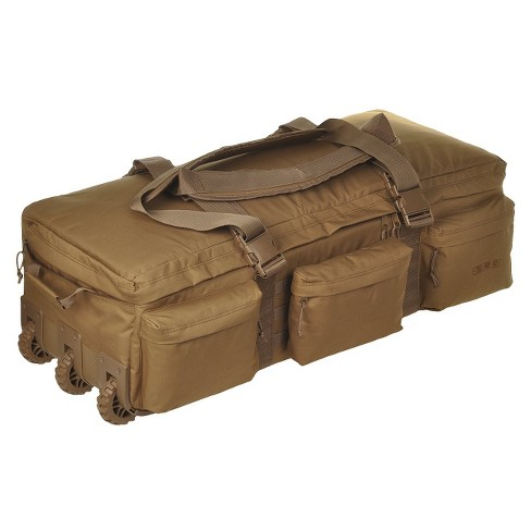Sandpiper of California Rolling Loadout Bag Suitcase - Coyote Brown - image 1 of 1