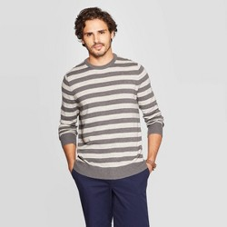 Men's Standard Fit Crew Neck Sweater - Goodfellow & Co™