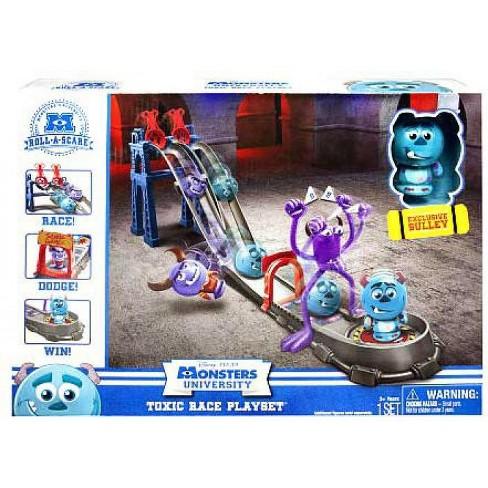 Disney / Pixar Monsters University Toxic Race Playset - image 1 of 2