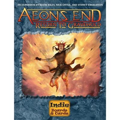 Return to Gravehold Board Game