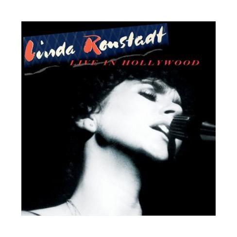 Linda Ronstadt - Live In Hollywood (Vinyl) : Target
