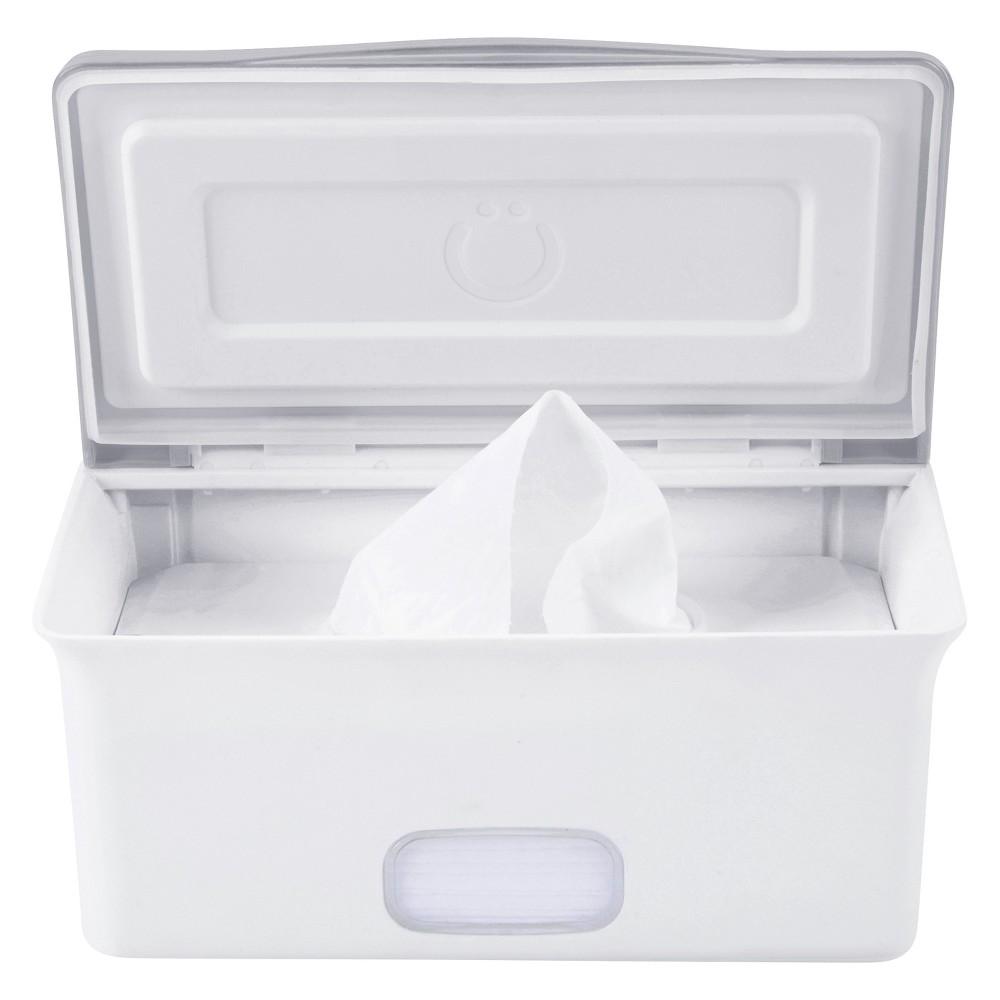 Image of Ubbi Wipes Dispenser - Gray