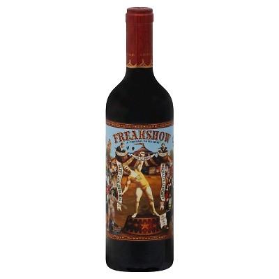 Freakshow Cabernet Sauvignon Red Wine - 750ml Bottle