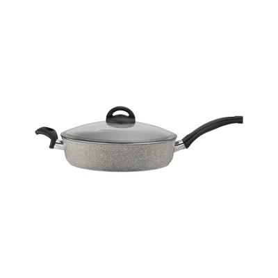 Ballarini Parma Forged Aluminum Nonstick Saute Pan with Lid