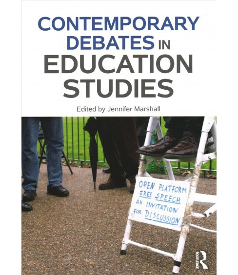 Contemporary Debates in Education Studies (Paperback) - image 1 of 1