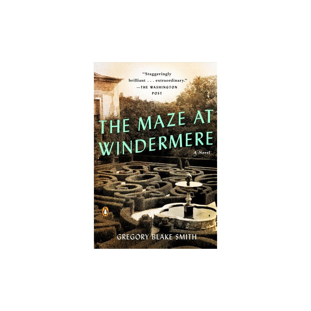 Maze at Windermere - Reprint by Gregory Blake Smith (Paperback)