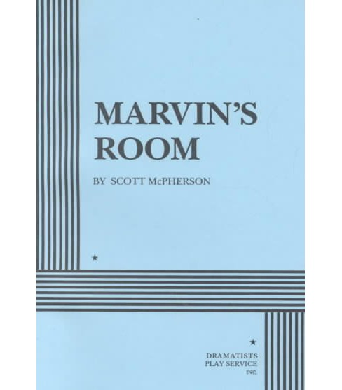 Marvin's Room -  by Scott McPherson (Paperback) - image 1 of 1