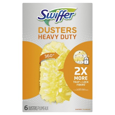 Swiffer Heavy Duty Duster 360 Refills Unscented