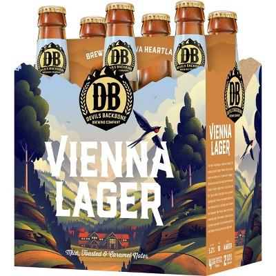 Devils Backbone Vienna Lager Beer - 6pk/12 fl oz Bottles