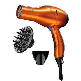 InfinitiPro by Conair Orange Professional Hair Dryer