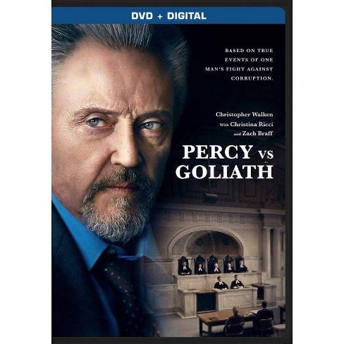Percy vs. Goliath (DVD)(2021) - image 1 of 1