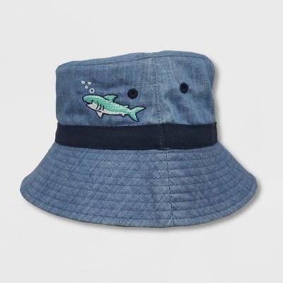Toddler Boys' Shark Reversible Hat - Cat & Jack™