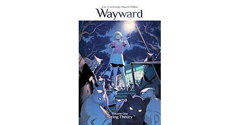 Wayward 1 : String Theory (Paperback) (Jim Zub) - image 1 of 1