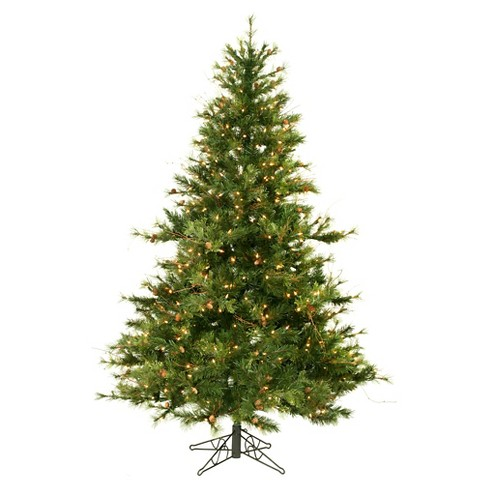 About this item - 5ft Unlit Artificial Christmas Tree Slim Pine : Target